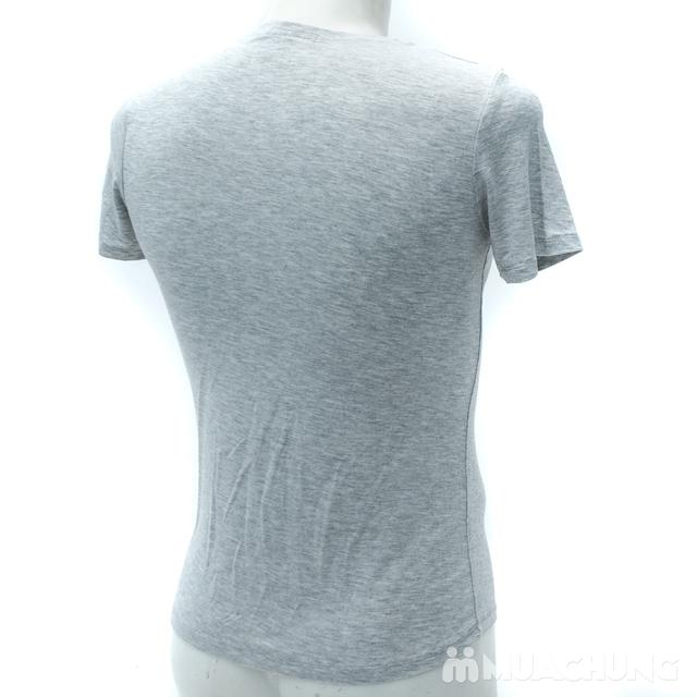 Combo 02 áo phông cotton cho bạn nam - hàng VN - 11