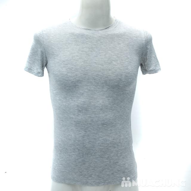 Combo 02 áo phông cotton cho bạn nam - hàng VN - 9