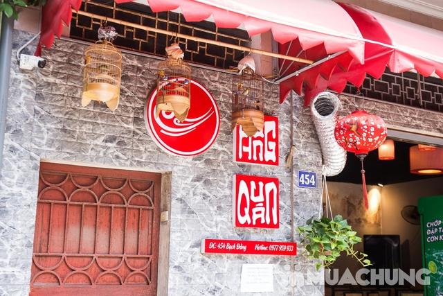 Lẩu uyên ương 2 ngăn + các món ăn kèm hấp dẫn 2N Nhà hàng Phong Quán - 20