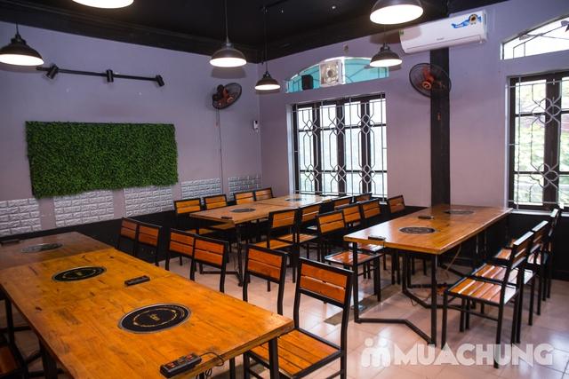 Lẩu uyên ương 2 ngăn + các món ăn kèm hấp dẫn 2N Nhà hàng Phong Quán - 34