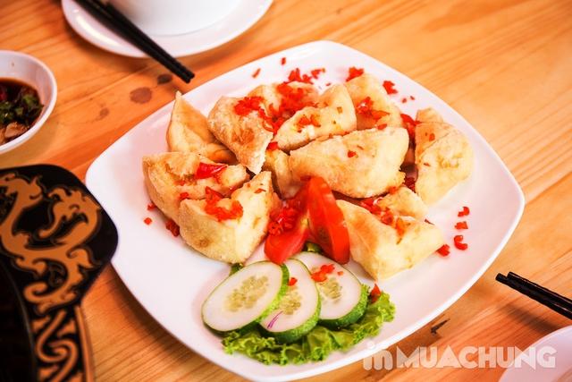 Lẩu uyên ương 2 ngăn + các món ăn kèm hấp dẫn 2N Nhà hàng Phong Quán - 16