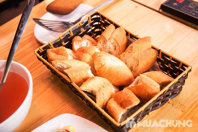 Set lẩu vịt khô và các món ngon tại NH Phong Quán cho 2 -3 người - 11