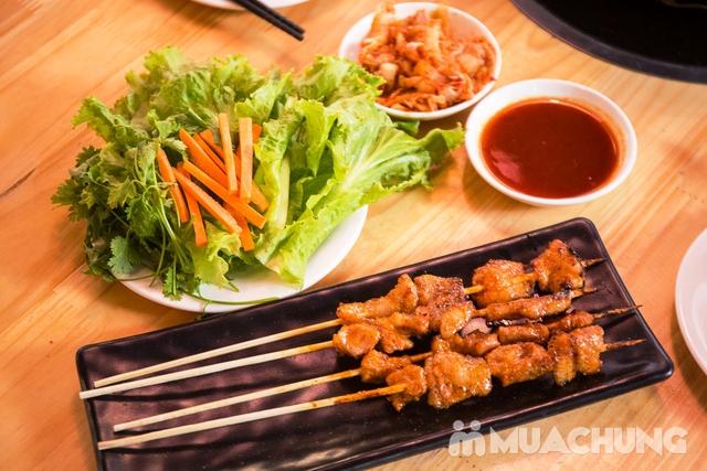 Set lẩu vịt khô và các món ngon tại NH Phong Quán cho 2 -3 người - 13