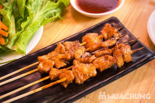 Set lẩu vịt khô và các món ngon tại NH Phong Quán cho 2 -3 người - 15