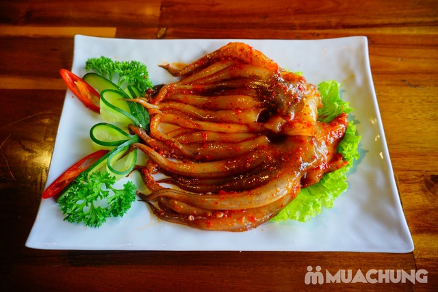 Buffet nướng & lẩu Tengcho Hàn Quốc - Menu 268k - 32