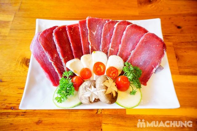 Buffet nướng & lẩu Tengcho Hàn Quốc - Menu 198k - 34