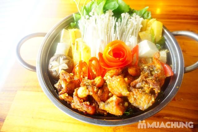 Buffet nướng & lẩu Tengcho Hàn Quốc - Menu 198k - 51
