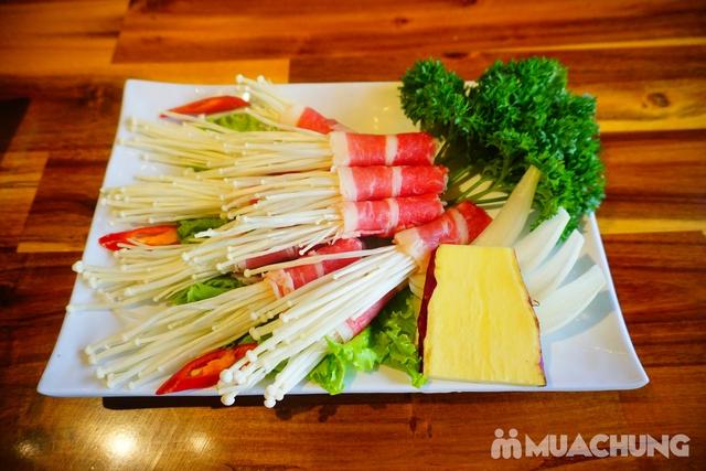Buffet nướng & lẩu Tengcho Hàn Quốc - Menu 268k - 22