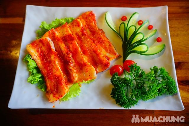 Buffet nướng & lẩu Tengcho Hàn Quốc - Menu 268k - 31