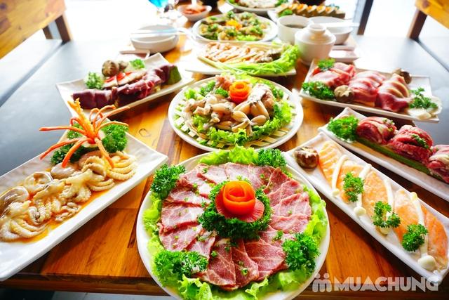 Buffet nướng & lẩu Tengcho Hàn Quốc - Menu 198k - 25