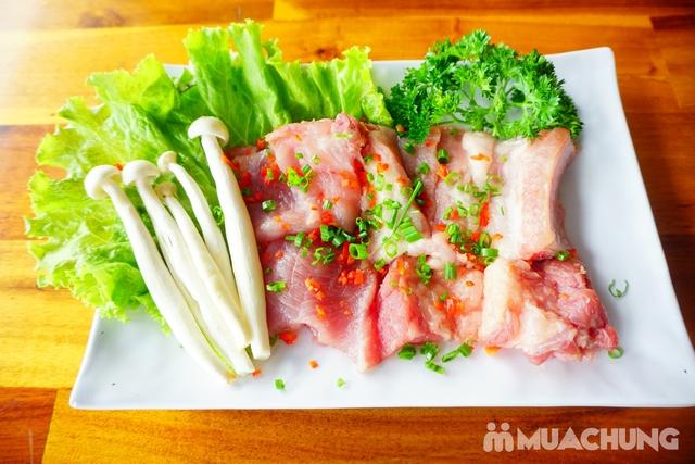 Buffet nướng & lẩu Tengcho Hàn Quốc - Menu 268k - 30