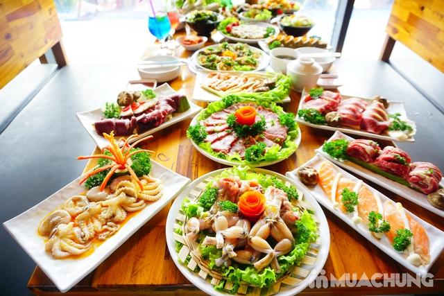 Buffet nướng & lẩu Tengcho Hàn Quốc - Menu 198k - 24