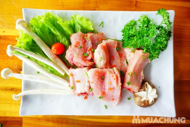 Buffet nướng & lẩu Tengcho Hàn Quốc - Menu 198k - 37