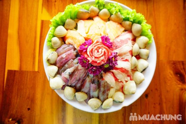 Buffet nướng & lẩu Tengcho Hàn Quốc - Menu 268k - 43