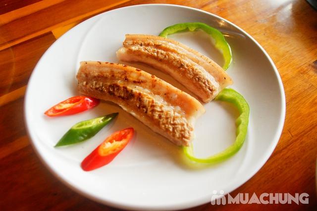 Buffet nướng & lẩu Tengcho Hàn Quốc - Menu 268k - 28