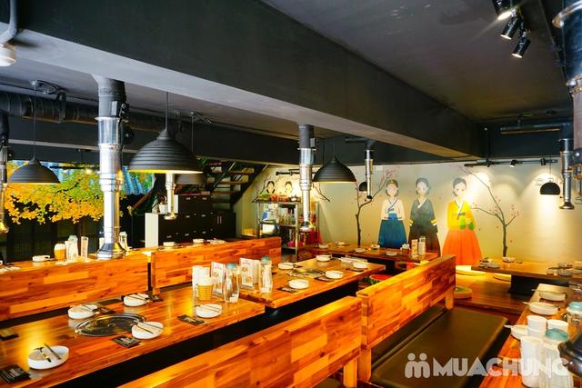 Buffet nướng & lẩu Tengcho Hàn Quốc - Menu 198k - 57