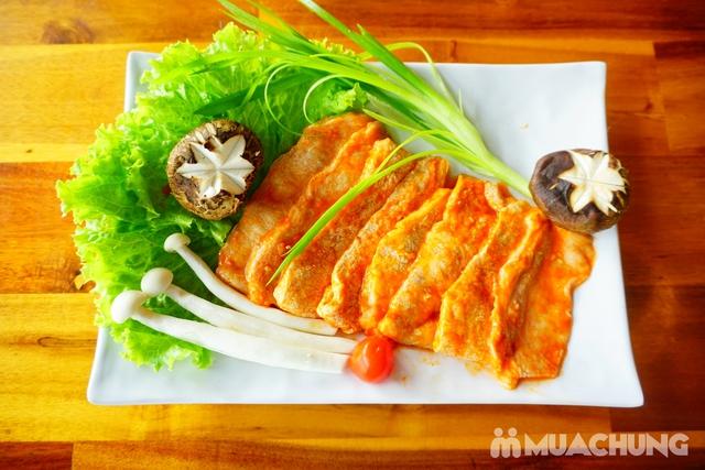 Buffet nướng & lẩu Tengcho Hàn Quốc - Menu 198k - 36