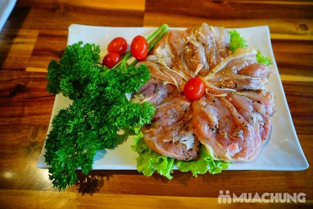 Buffet nướng & lẩu Tengcho Hàn Quốc - Menu 198k - 38