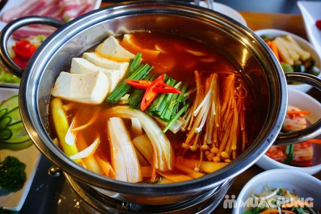 Buffet nướng & lẩu Tengcho Hàn Quốc - Menu 198k - 52
