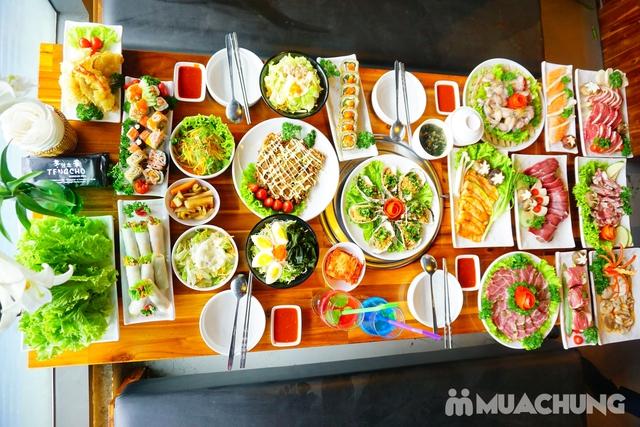Buffet nướng & lẩu Tengcho Hàn Quốc - Menu 198k - 23
