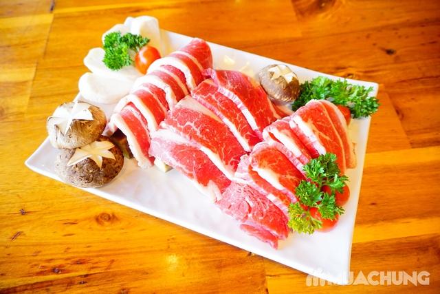 Buffet nướng & lẩu Tengcho Hàn Quốc - Menu 198k - 27