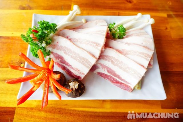 Buffet nướng & lẩu Tengcho Hàn Quốc - Menu 268k - 29