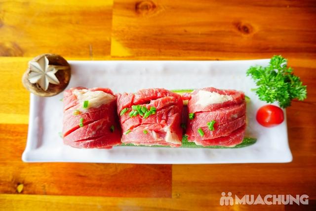 Buffet nướng & lẩu Tengcho Hàn Quốc - Menu 268k - 25