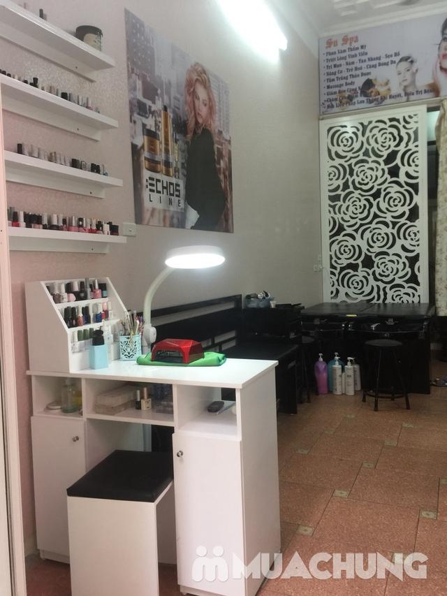 Trọn gói làm tóc cao cấp tại salon Thiên Thu - 2