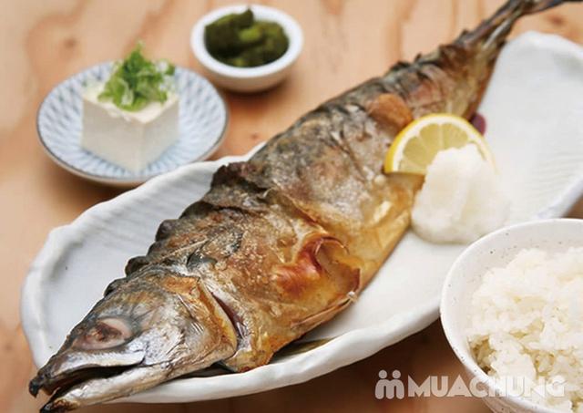 TEN Sushi - Buffet Nhật Bản chuẩn vị menu 199k  - 27