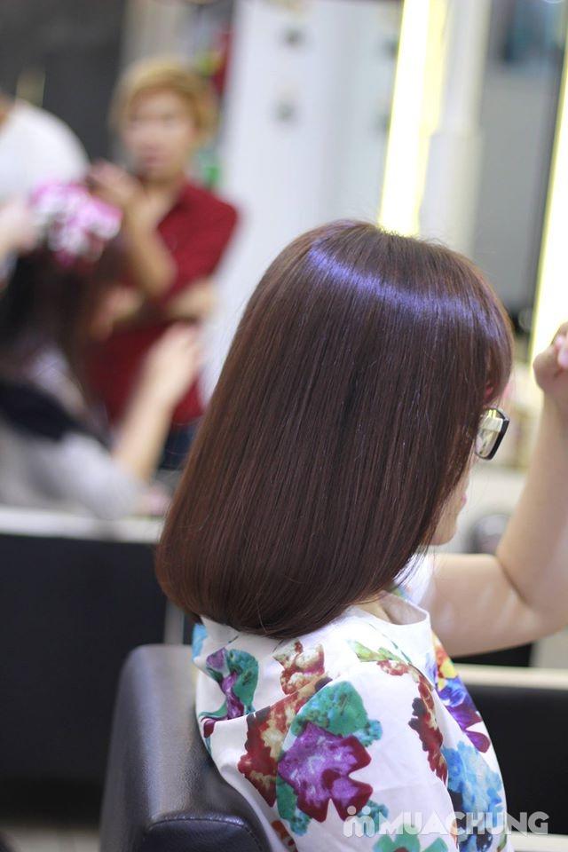 Trọn gói làm tóc cao cấp tại salon Thiên Thu - 8