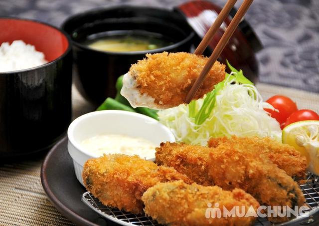 TEN Sushi - Buffet Nhật Bản chuẩn vị menu 199k  - 24