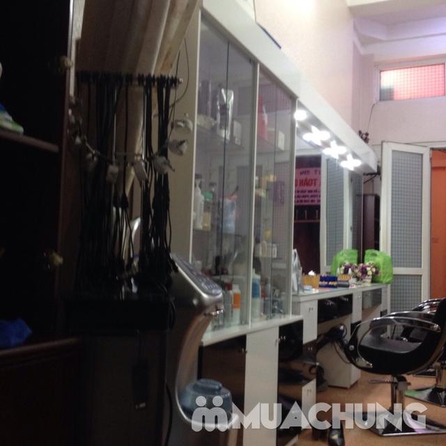 Trọn gói làm tóc cao cấp tại salon Thiên Thu - 5