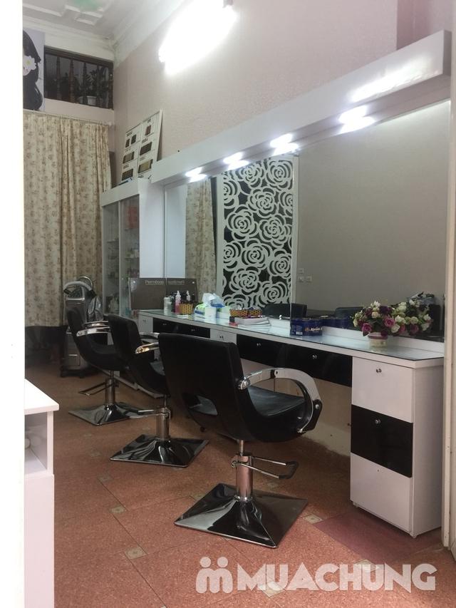 Trọn gói làm tóc cao cấp tại salon Thiên Thu - 1