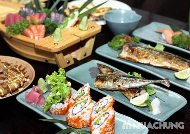 TEN Sushi - Buffet Nhật Bản chuẩn vị menu 199k  - 17