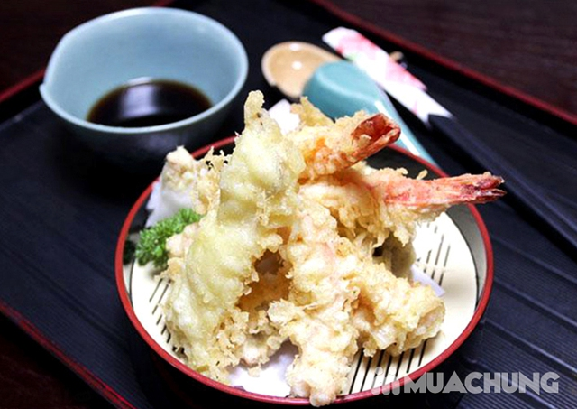 TEN Sushi - Buffet Nhật Bản chuẩn vị menu 199k  - 25