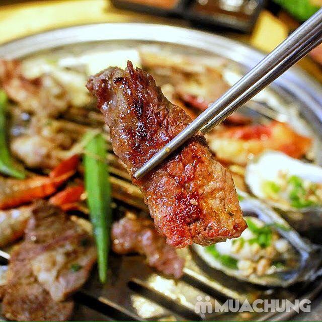 Butffet nướng chuẩn vị Hàn Kumo BBQ & Hotpot - 10