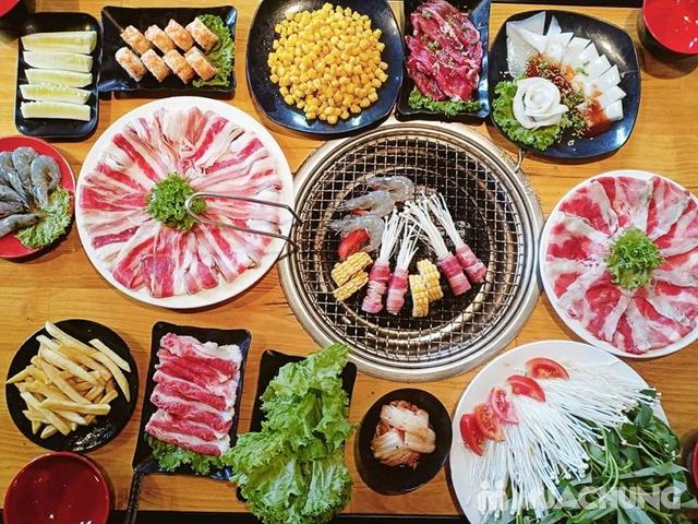 Butffet nướng chuẩn vị Hàn Kumo BBQ & Hotpot - 6
