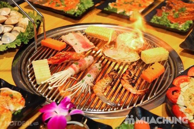 Butffet nướng chuẩn vị Hàn Kumo BBQ & Hotpot - 9
