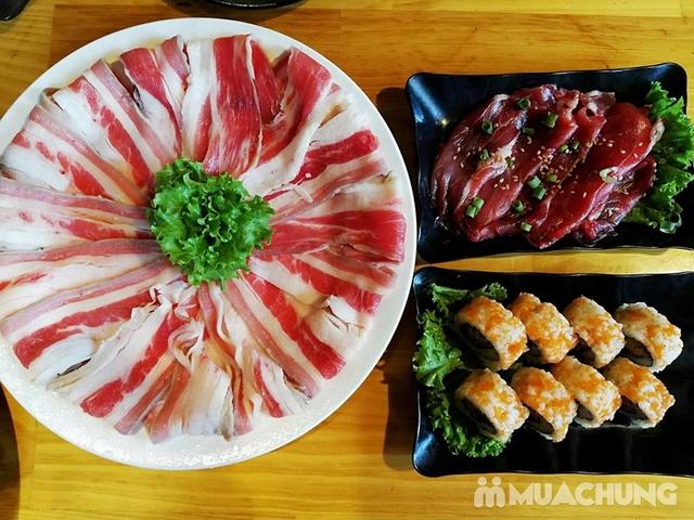 Butffet nướng chuẩn vị Hàn Kumo BBQ & Hotpot - 8