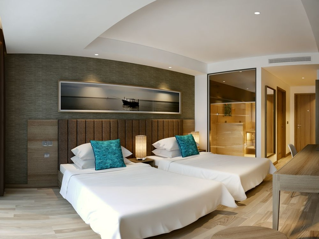 Nagar Hotel Nha Trang 4* + Buffet sáng - 22