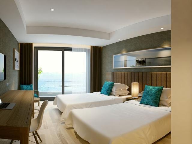 Nagar Hotel Nha Trang 4* + Buffet sáng - 17