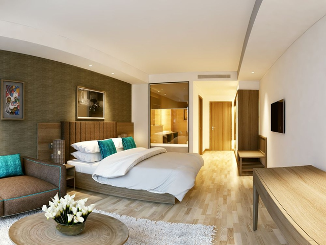 Nagar Hotel Nha Trang 4* + Buffet sáng - 19