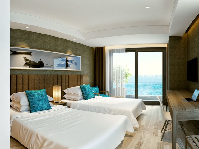 Nagar Hotel Nha Trang 4* + Buffet sáng - 24