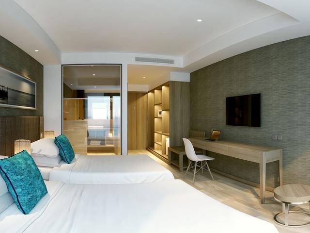 Nagar Hotel Nha Trang 4* + Buffet sáng - 11