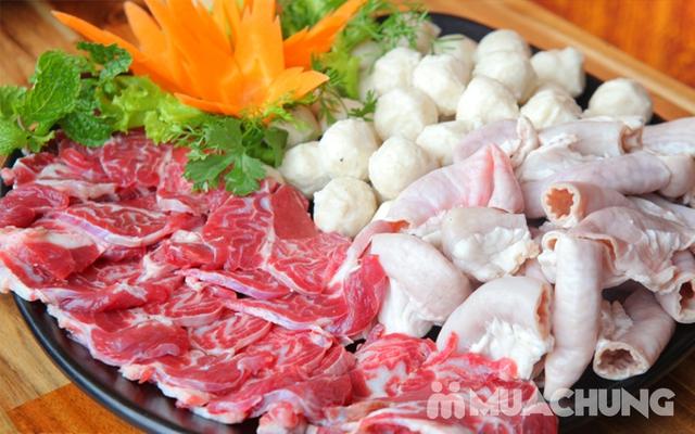 Buffet Nướng Hoặc Lẩu Ăn Thả Ga - Nhà Hàng Lẩu Nướng Sài Gòn - 29