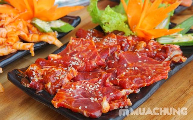Buffet Nướng Hoặc Lẩu Ăn Thả Ga - Nhà Hàng Lẩu Nướng Sài Gòn - 32