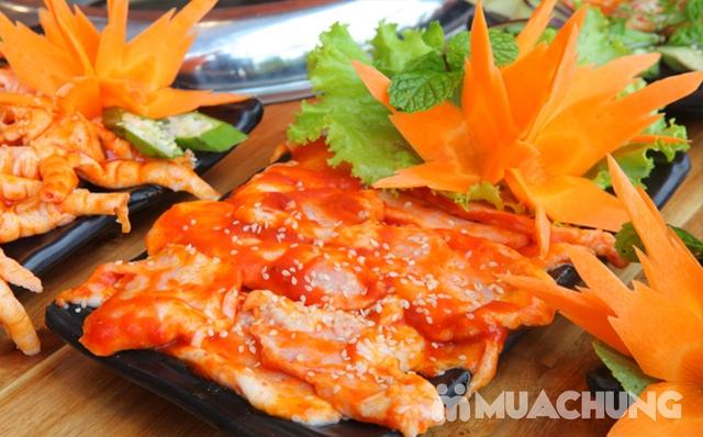 Buffet Nướng Hoặc Lẩu Ăn Thả Ga - Nhà Hàng Lẩu Nướng Sài Gòn - 33