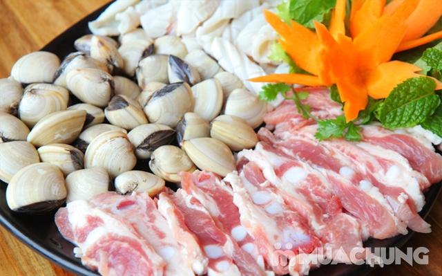 Buffet Nướng Hoặc Lẩu Ăn Thả Ga - Nhà Hàng Lẩu Nướng Sài Gòn - 28
