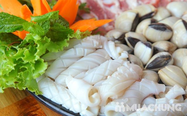 Buffet Nướng Hoặc Lẩu Ăn Thả Ga - Nhà Hàng Lẩu Nướng Sài Gòn - 30
