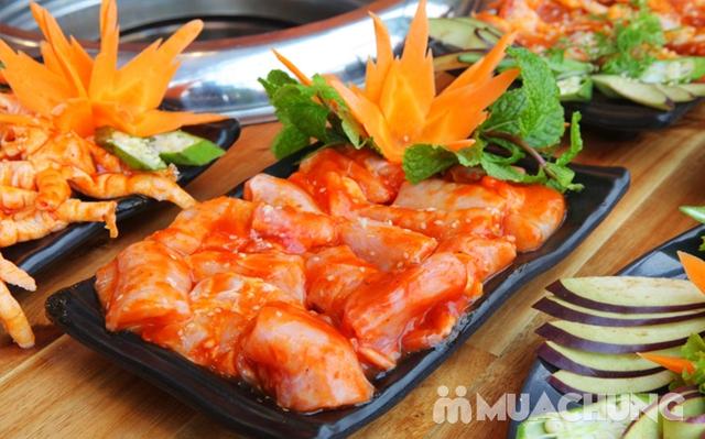 Buffet Nướng Hoặc Lẩu Ăn Thả Ga - Nhà Hàng Lẩu Nướng Sài Gòn - 38